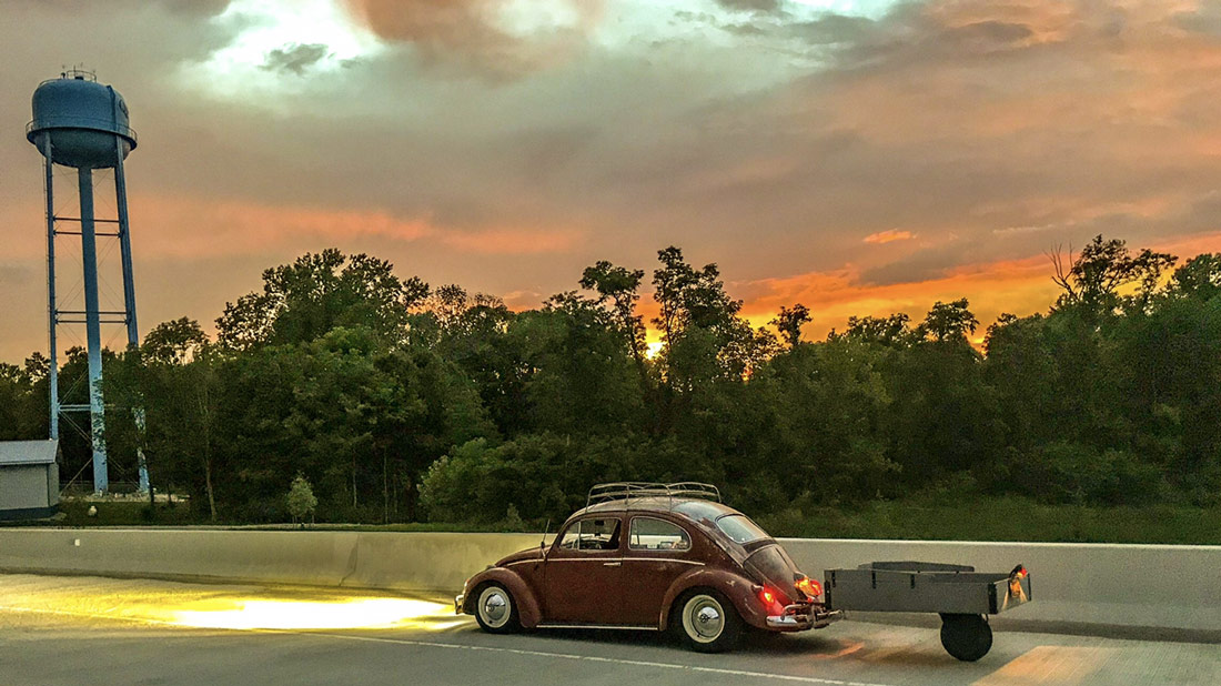 VW Bug - Junk In This Truck